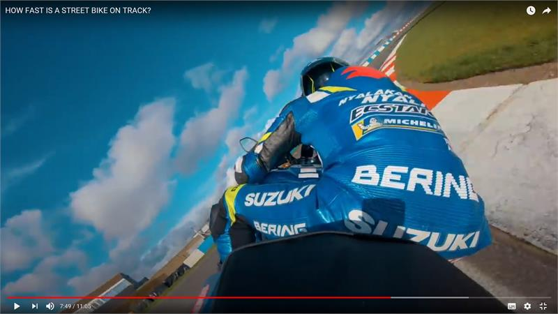 Sylvain Guintoli-How Fast GSX-R1000R Video-2
