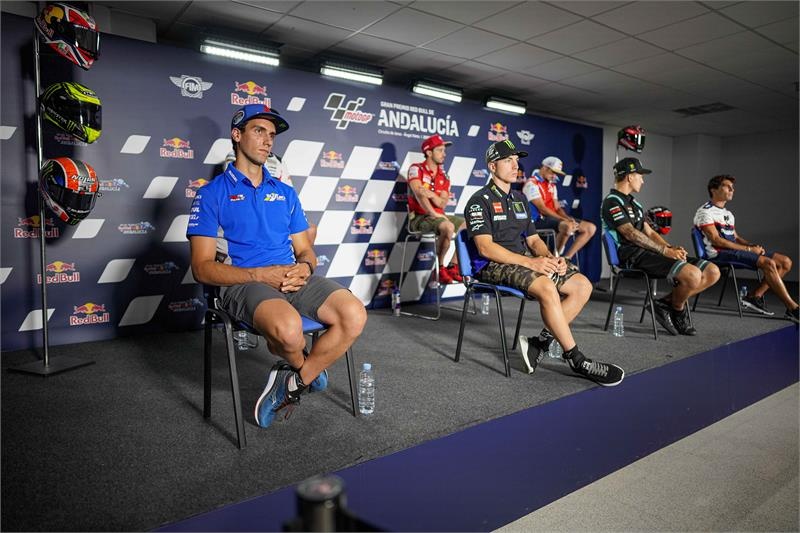 MGP-3-Alex Rins- Press Conference-1