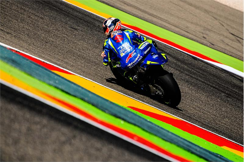 MGP-Aragon Test - Alex Rins-6