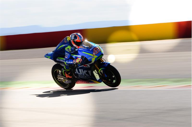 MGP-Aragon Test - Alex Rins-5