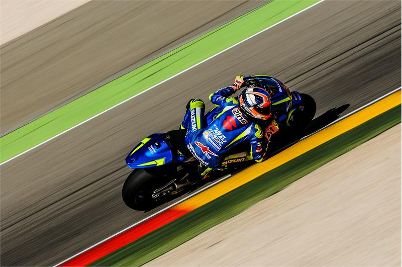 MGP-Aragon Test - Alex Rins-4