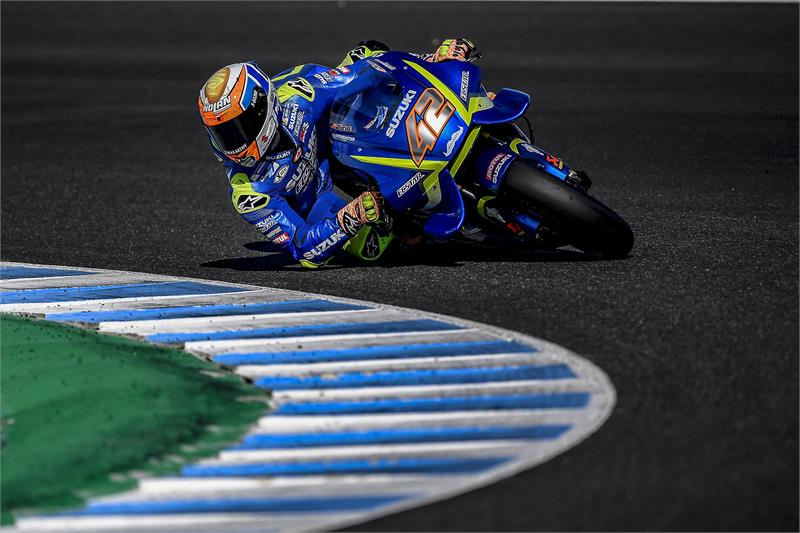 Jerez Test - Alex Rins-12
