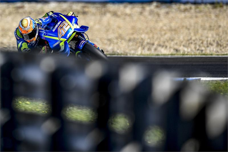 Jerez Test - Alex Rins-2