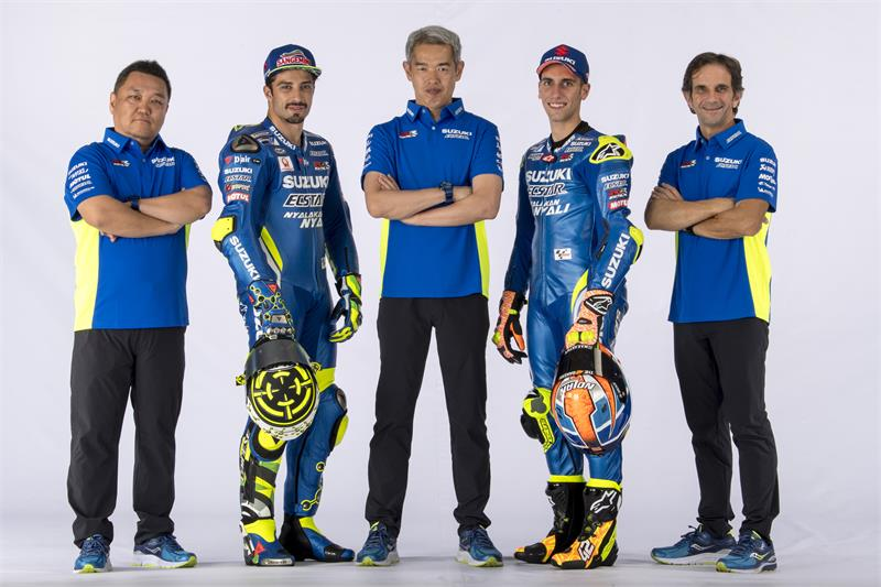 2018 Team SUZUKI ECSTAR - Team