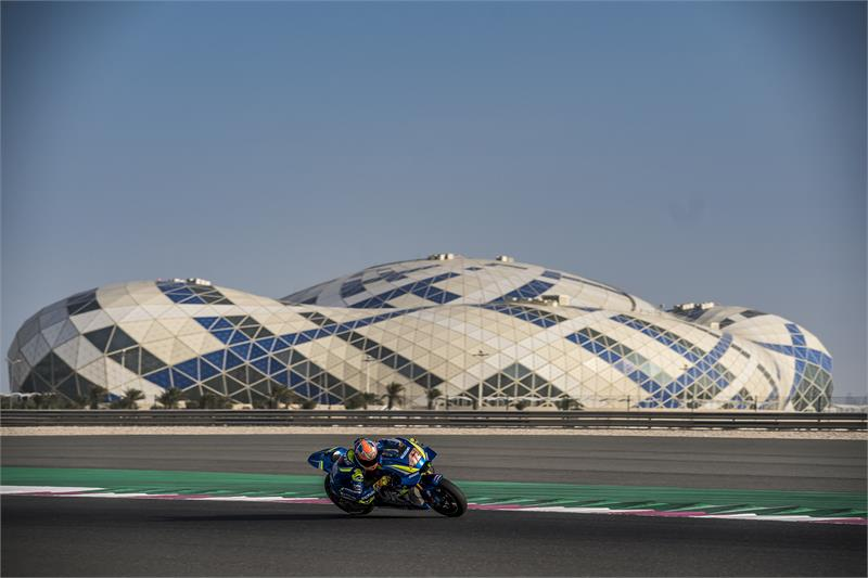 Qatar Test - Alex Rins-8