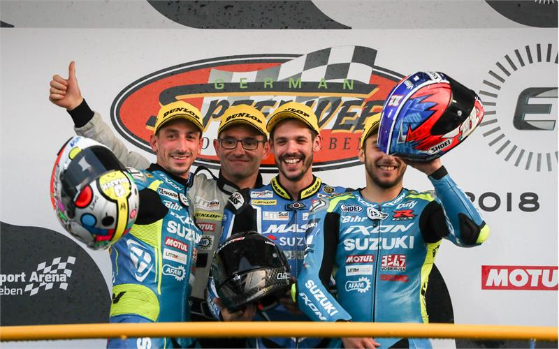 EWC-4-Junior Teram LMS-podium