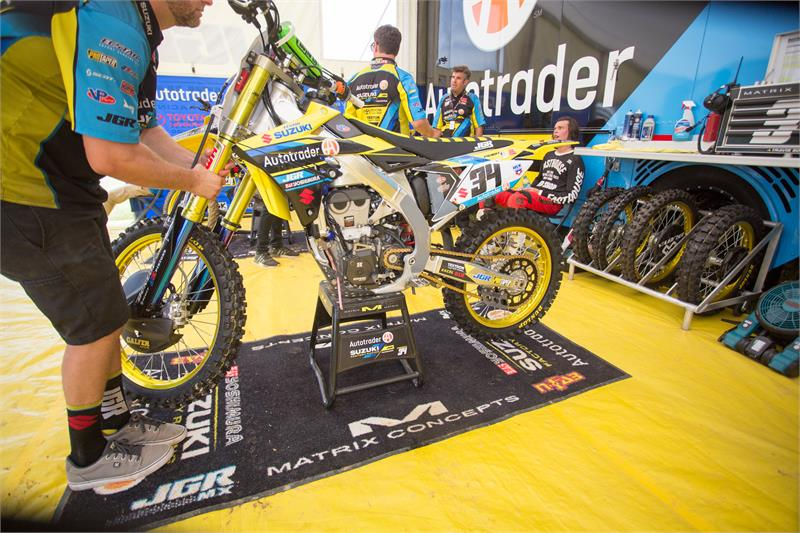 AMX-11- Weston Peick Bike -2