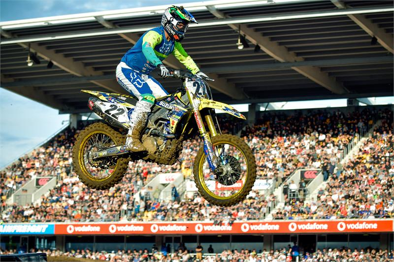 Oceania SX - Chad Reed